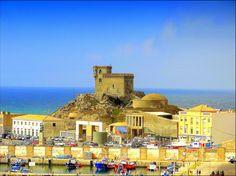 Spain, Tarifa.