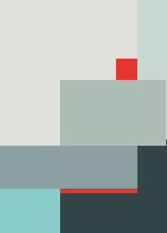 Poster - Christel Maria Jantzen Josef Albers, Minimalist Painting, Colour Pallete, Art Moderne, Art Abstrait, Artist Art, School Design, Art World, Geometric Shapes