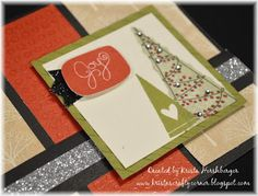 Krista's Crafty Corner: CTMH Holiday Expression mini book BLOG HOP #ctmhWhitePines