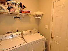 5006 Long Pointe Rd Wilmington NC 28409 Dedicated Laundry Room.