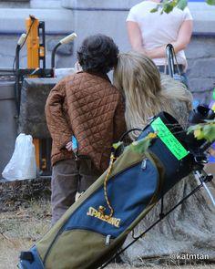 "Raphael and Jennifer Morrison - Season 5x01 ""Dark Swan"""
