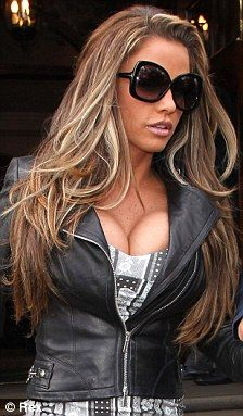 Katie Price Spent More Than £150,000 On Her Hair!