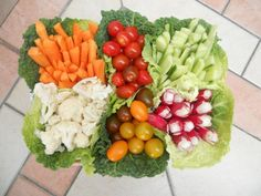 PANIER DE CRUDITÉS, Recette de PANIER DE CRUDITÉS par Paula la pool Veggie Tray, Fruit Drinks, Fruit And Veg, Cobb Salad, Catering, Picnic, Salads, Bbq, Brunch