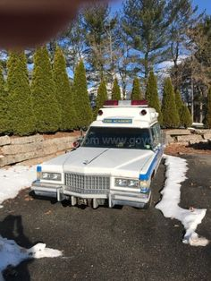 1976 Cadillac Ambulance