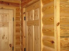 Amazing Pine Log Cabin Siding, Log Cabin Paneling   Southern Wood Specialties