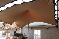 Sankara Hotel (Condé Nast listed) - Rooftop Canopy by Nomadic Tents , via Behance Tents, Rooftop, Canopy, Behance, Gardening, Australia, Ceiling Lights, Lighting, Cover
