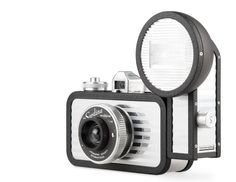 La Sardina Splendour Metal Wide-Angle Camera with Flash – Lomography Shop The Blitz, 35mm Camera, Camera Gear, Polaroid, Cameras For Sale, Flash, Wide Angle Lens, Lomography, Taking Pictures