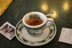 Ristretto ! Caffé Gambrinus, Napoli