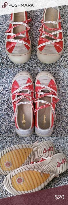 Jeep shoes L 41 vegan EUC jeep Shoes