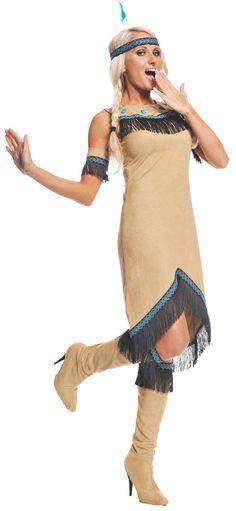 Indian Halloween costume