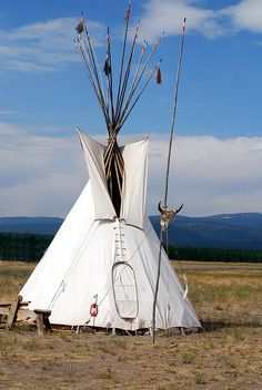 TeePee by AYFlores85, via Flickr