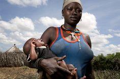 The Stranded Nomands of Karamoja | African Digital Art