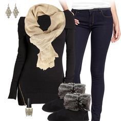 Cozy Chic Winter Outfit