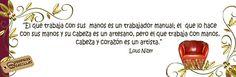 #Artesano Frase mexico