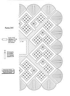 Álbumes web de Picasa Bobbin Lace Patterns, Lacemaking, Doilies, Paper Art, Diagram, Album, Beads, Frames, Tela