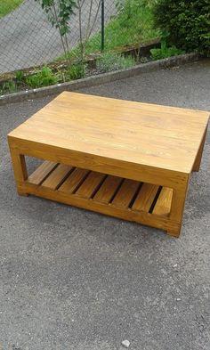 belle table basse style traditionnel : Meubles et rangements par palcreassion