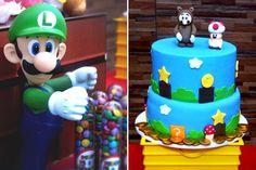 Aniversário do Mario Bros - Constance Zahn
