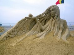 Amazing Sandcastles and Sand Sculptures