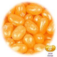 Jelly Belly Jewels Orange - 3 lb. bag -- $24.95