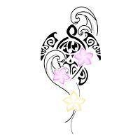 TATTOO TRIBES - Dai forma ai tuoi sogni, Tatuaggi con significato - in memoria, ricordo, tartaruga, onde, fiori, frangipani, plumeria, twist, uccello, tiki, protezione, cambiamento, vita, amore, legame, famiglia
