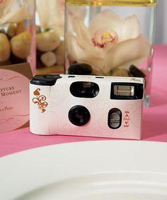 Disposable Wedding Camera for everyone to take quick photos