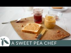 How To Make Honey Roasted Peanut Butter • A Sweet Pea Chef