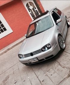 Vw Golf Gti Mk4 MK4 R32 Pinterest
