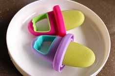 avocado pear popsicle recipes in your annabel karmel popsicle mould