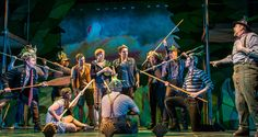 Peter and the starcatcher Peter And The Starcatcher, Peter Pan, Costume Ideas, School, Painting, Art, Art Background, Painting Art, Kunst