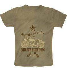 Ready to take the Bullet T-Shirt