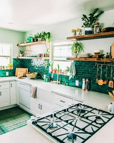 Adore @justinablakeney's boho kitchen  Be inspired and green up your kitchen  #kitchen #cooking #kitchendesign #food #interior #interiorinspiration #inspiration #home #homedesign #design #kitchens #mydecor #interiors #kitchenlover #myinterior #goals #modern #dreamkitchen #photooftheday #amazing #beautiful #homedecor #decor #kitcheninspiration #mykitchen #interiordesign #bohemian #bohokitchen by kitchinspirations