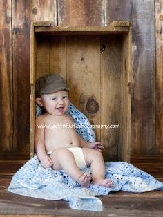 4 month old boy photoshoot