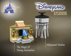 Disneyland Microscale: Ideas fiabesca | GiocoVisione