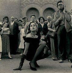 alberto garcia-alix. moda por manuel piña. 1972.
