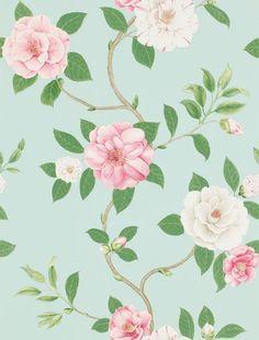 Sanderson Christabel Wallpaper main image