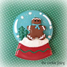 snowglobe   Cookie Connection