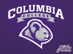 Columbia college profile logo dribbble