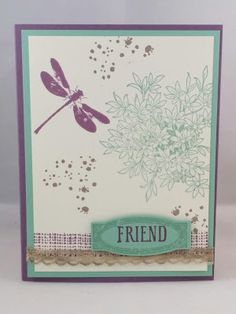 Stylin' Stampin' INKspiration, Awesomely Artistic, Mint Macaron, Perfect Plum, Tip Top Taupe