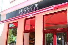 Du Bonheur - Brunnenstrasse 39  /  franz. Patisserie