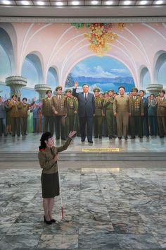 The+Pyonghattan+project:+how+North+Korea's+capital+is+transforming+into+a+'socialist+fairyland'