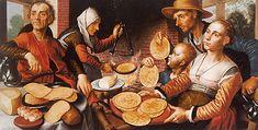 Pieter Aertsen - Bodegones de cocina: El bodegón en el Renacimiento I