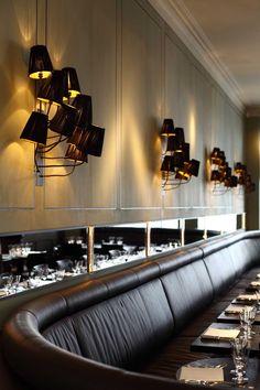 Café Luc, Marylebone High Street