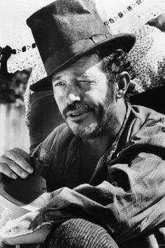 Ben Johnson Actor | Ben Johnson & Warren Oates