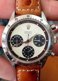 Rolex Paul Newman Daytona ............................ the most beautiful watch ever made . !!!!