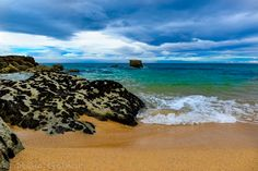 I've long wanted to visit Abel Tasman, located north on the south island, New Zealand.