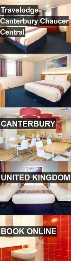 Hotel Travelodge Canterbury Chaucer Central in Canterbury, United Kingdom. For more information, photos, reviews and best prices please follow the link. #UnitedKingdom #Canterbury #travel #vacation #hotel