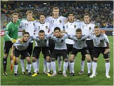 Euro 2012, Germany football team for the win?