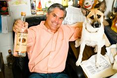 Curious & Thirsty: Tito's Handmade Vodka. An interview with Tito about his distillery life and beginnings