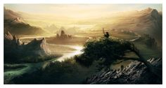 The Great River by *ReneAigner on deviantART