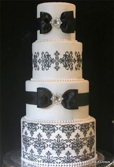 Utah Wedding Cakes | Salt Lake Wedding Cakes | Cake-A-Licious - Wedding Cakes - Salt Lake City, UT